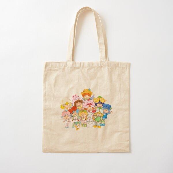 vintage strawberry shortcake  Cotton Tote Bag