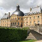 Vaux-le-Vicomte Chateau France by anfa77
