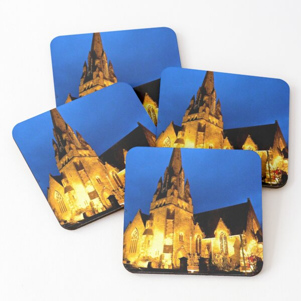 Helensburgh, Church of Scotland. Coasters (Set of 4)