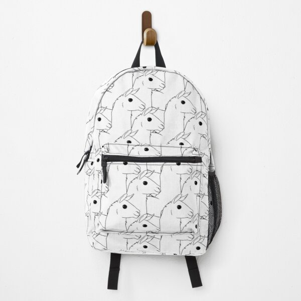 Llama army Backpack