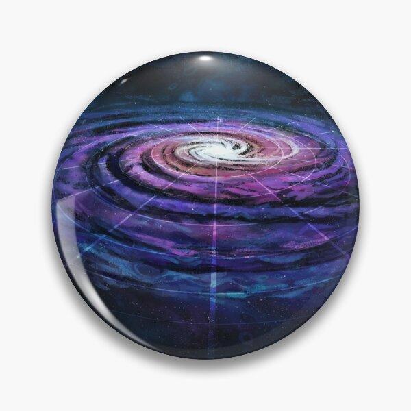 Purple Galaxy Pin