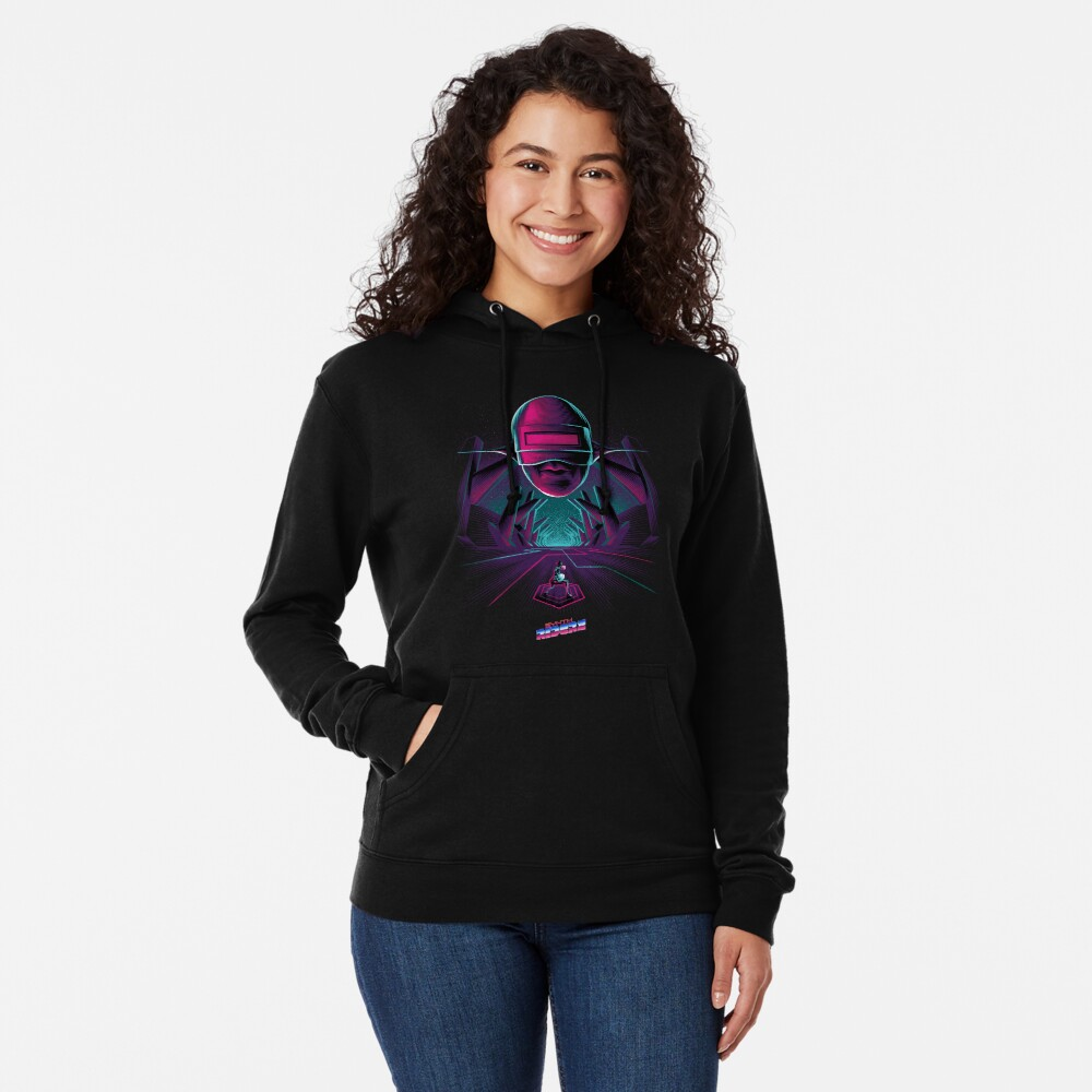 Synth Riders - Andromeda Lightweight Hoodie