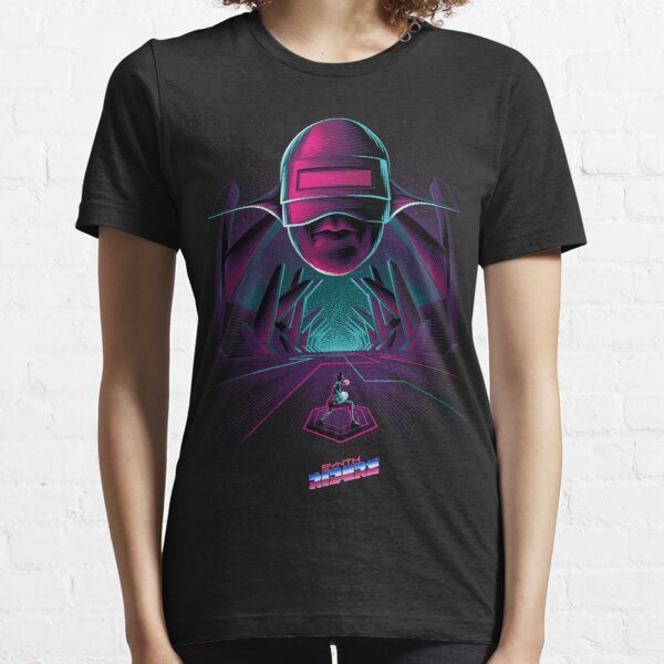 Synth Riders - Andromeda Essential T-Shirt