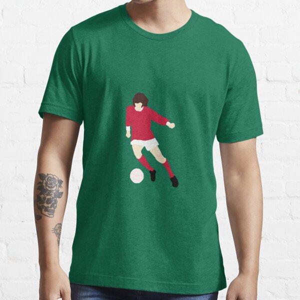 Minimalist George Best design Essential T-Shirt