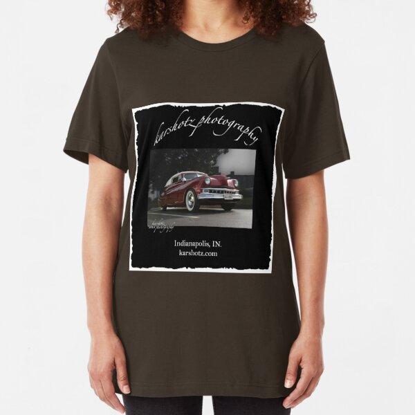 Custom Show Car Slim Fit T-Shirt