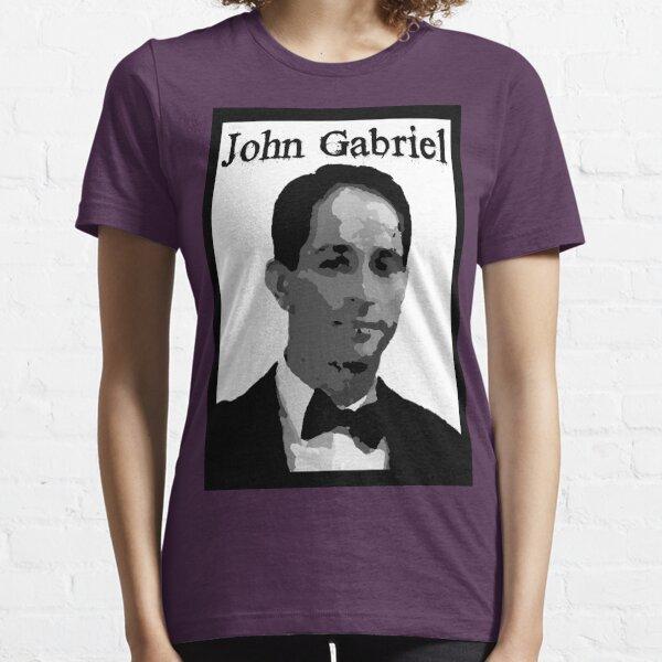 John Gabriel on Royal Purple Essential T-Shirt