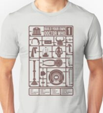Build Your Own Doctor Who 1 T-Shirt
