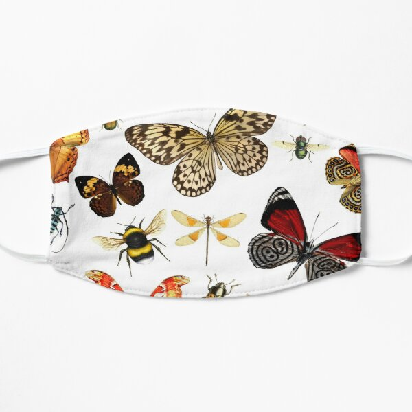 Entomology - Bugs, bees, butterflies, beetles Mask