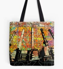 Pipes of the Industry Tote Bag