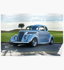 1937 Ford Coupe Poster