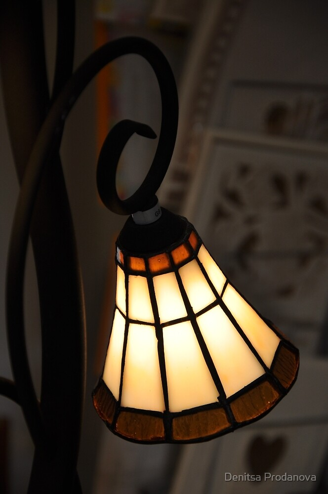 Lamp by Denitsa Prodanova