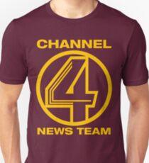 Channel 4 News Team Shirt Unisex T-Shirt