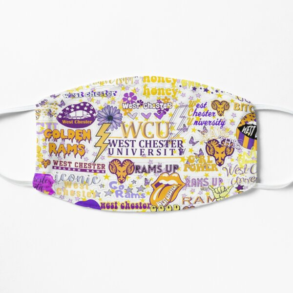 West Chester University Collage Mask