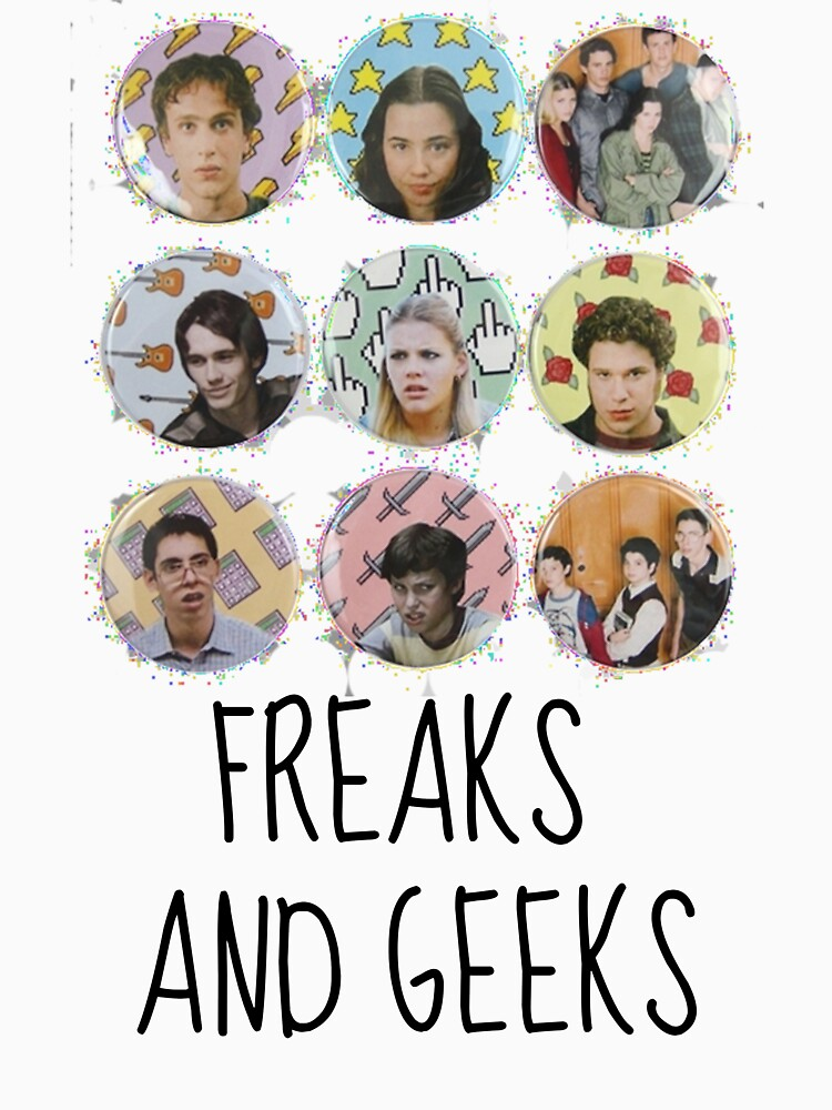 Freaks and Geeks by wordofshay