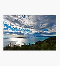 Cinque terre, Liguria landscape  Photographic Print