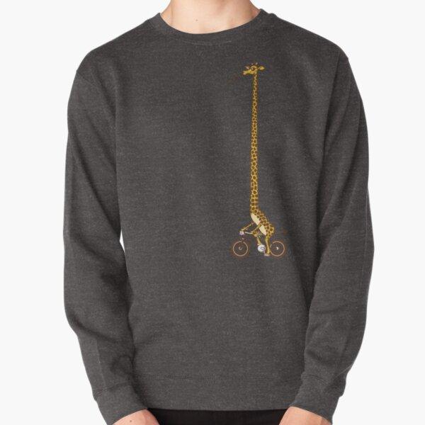 Long Bike Ride Pullover Sweatshirt