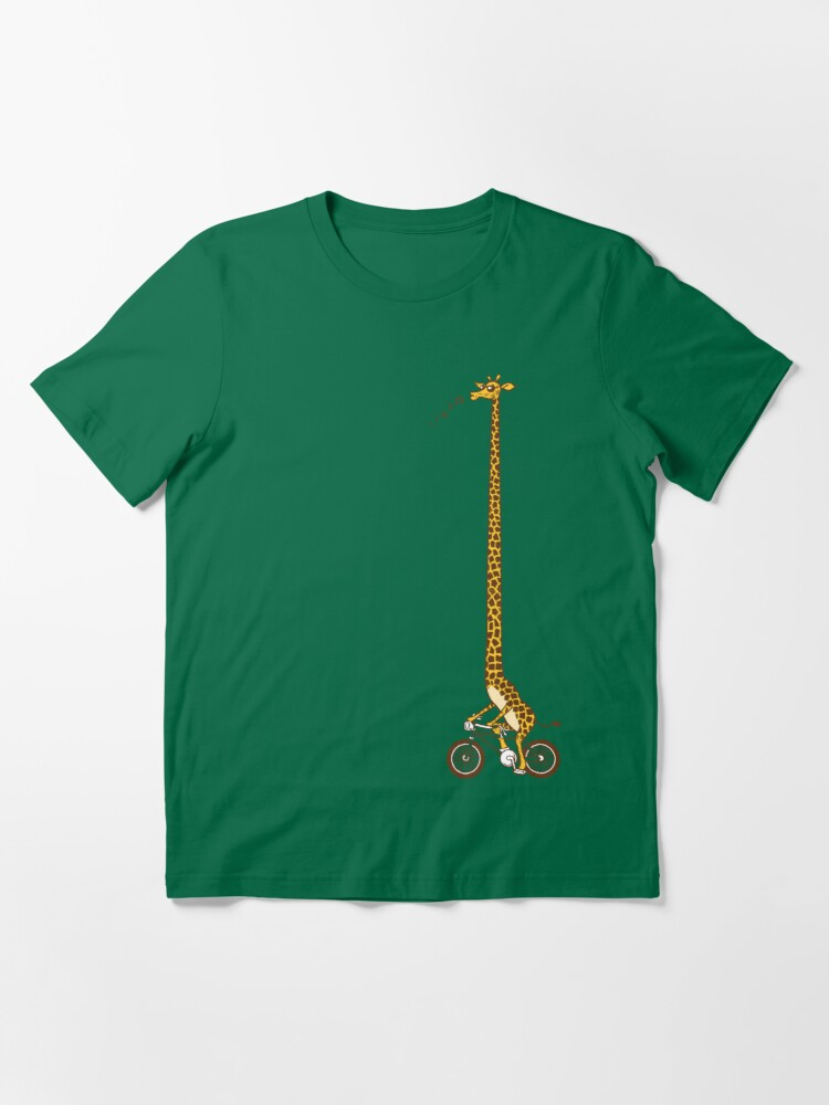 Alternate view of Long Bike Ride Essential T-Shirt