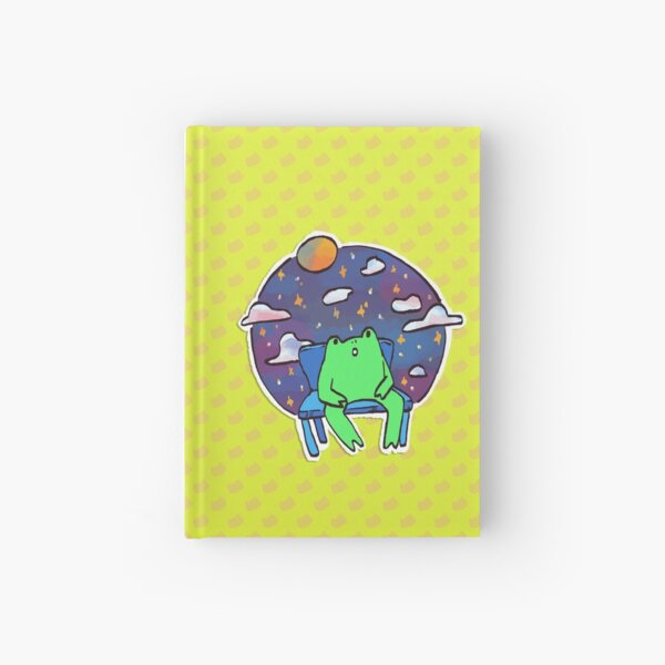 Lonely Loner (Funky Froggies) Hardcover Journal