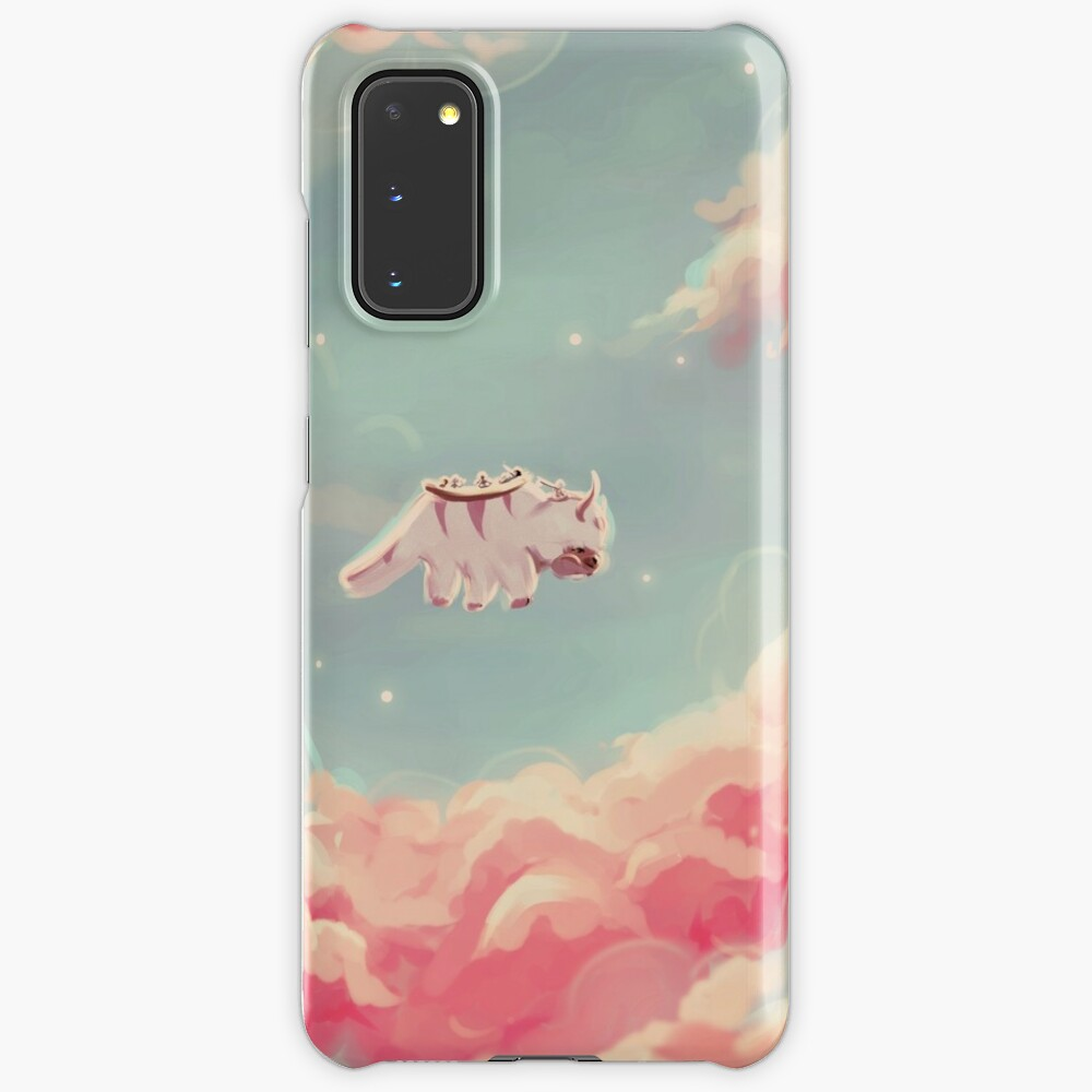 dreamy appa poster v1 Case & Skin for Samsung Galaxy