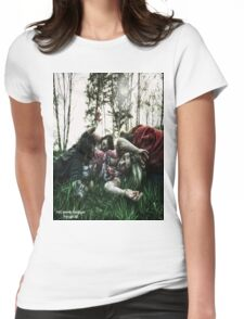 feast  Womens Fitted T-Shirt