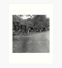 Pennsylvania Amish Art Print