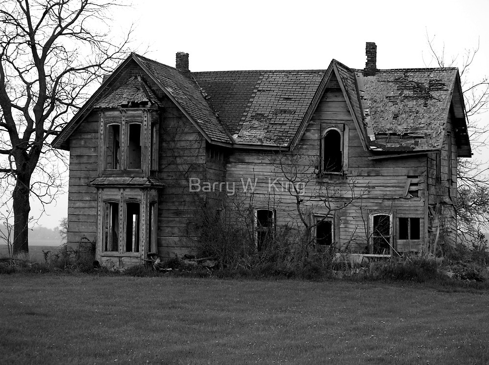 This Old House 1 by Barry W  King