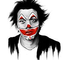 Sad Clown by DaviesBabies