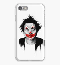 Sad Clown iPhone Case/Skin