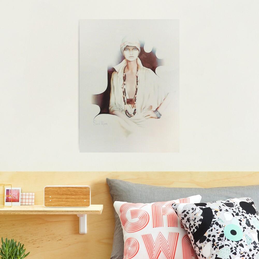 Lisa Photographic Print