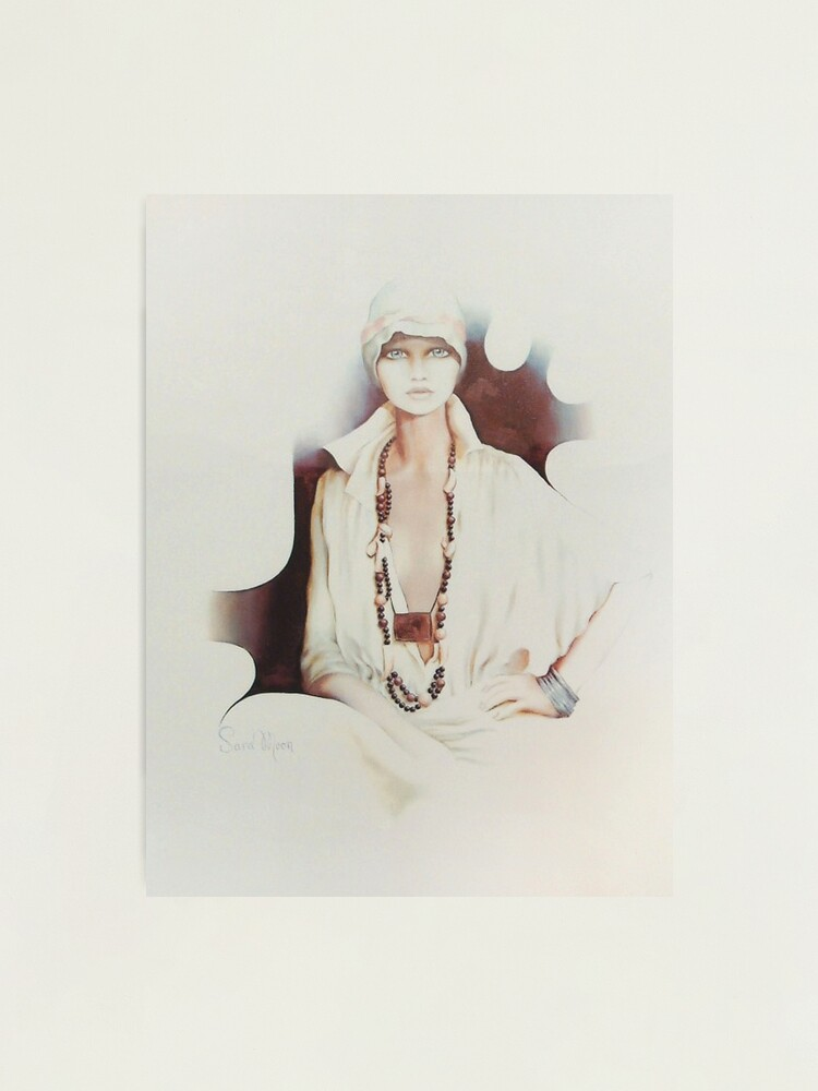 Alternate view of Lisa Photographic Print