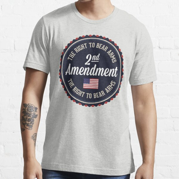 Second Amendment Essential T-Shirt