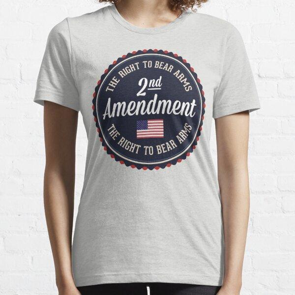 Second Amendment Essential T-Shirt