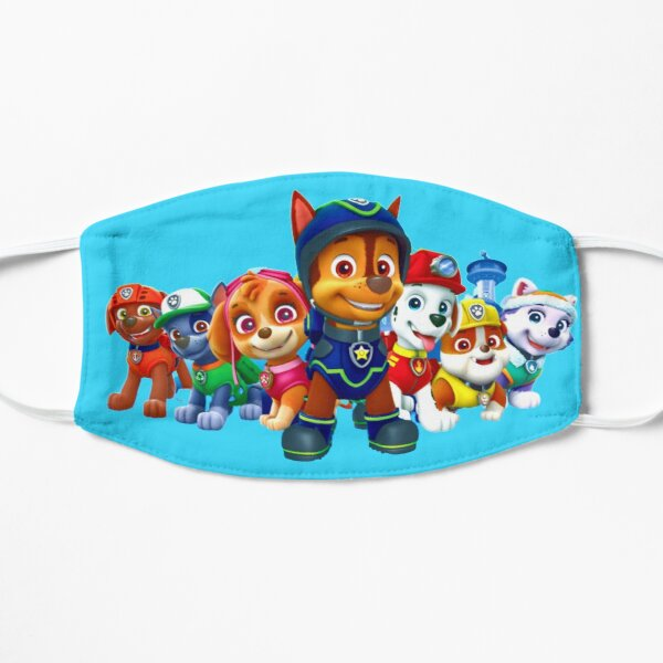 Paw Patrol characters team Mask
