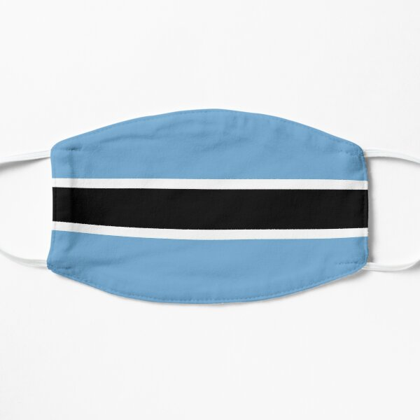Botswana Flag Gifts, Stickers & Products (GF) Mask