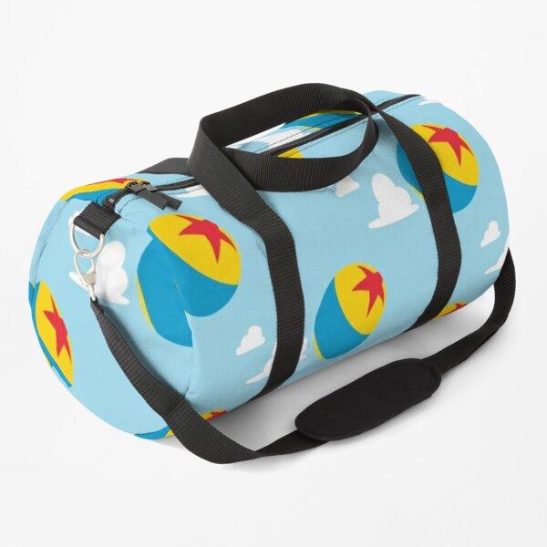 Cloud and ball Duffle Bag