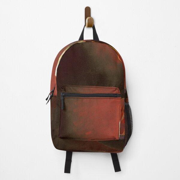 Crimson dawn Backpack