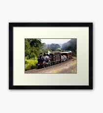 Train 3265 02 Framed Print