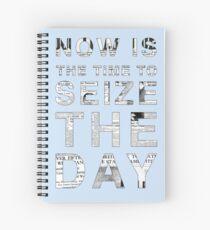 Cuaderno de espiral Aprovecha el día