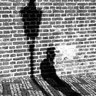 Shadows in Prague by Denitsa Prodanova