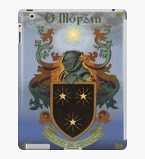 Moran Coat of Arms iPad Case/Skin