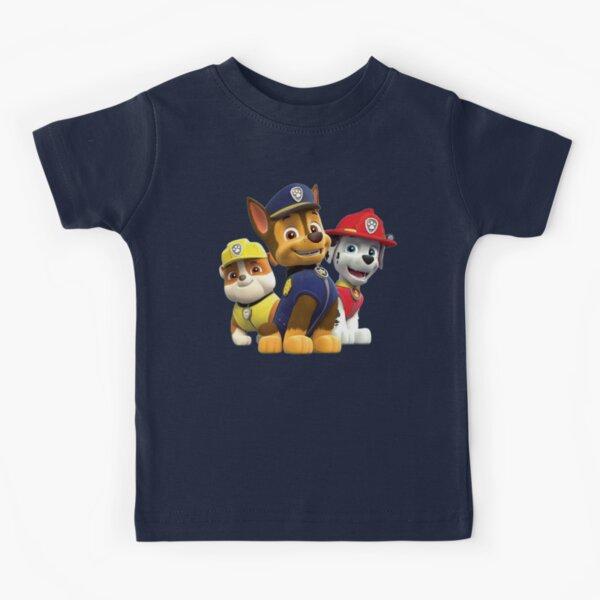 Dog Paw Patrol  Kids T-Shirt