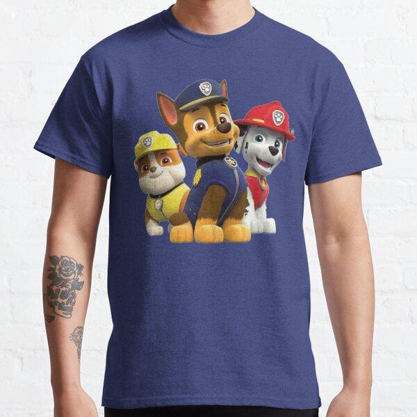 Dog Paw Patrol  Classic T-Shirt