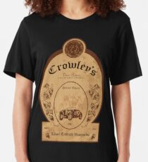 Crowley's Infernal Winery Slim Fit T-Shirt