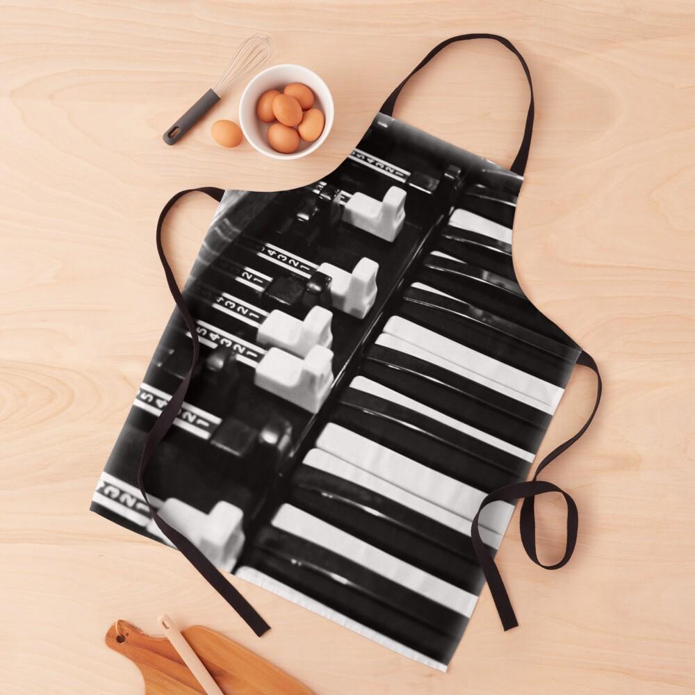 Hammond B3 Organ Apron