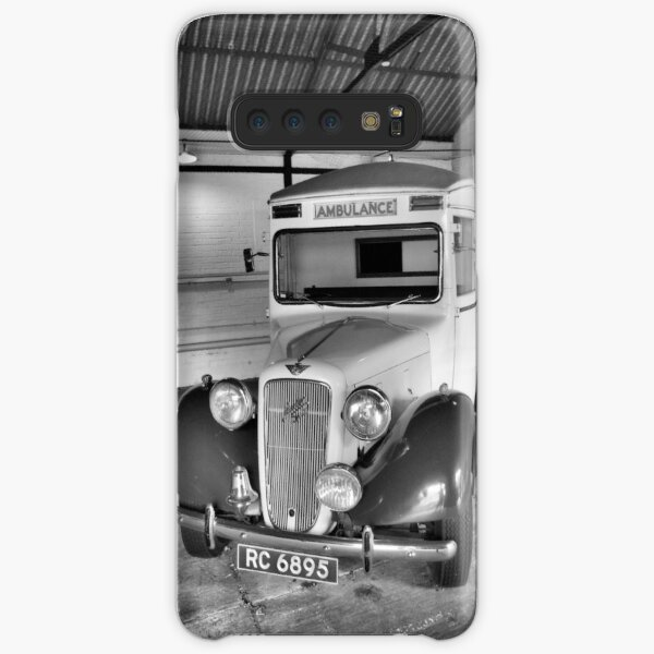Ambulance circa 1940 Samsung Galaxy Snap Case