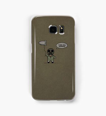 I Love My Mummy Samsung Galaxy Case/Skin