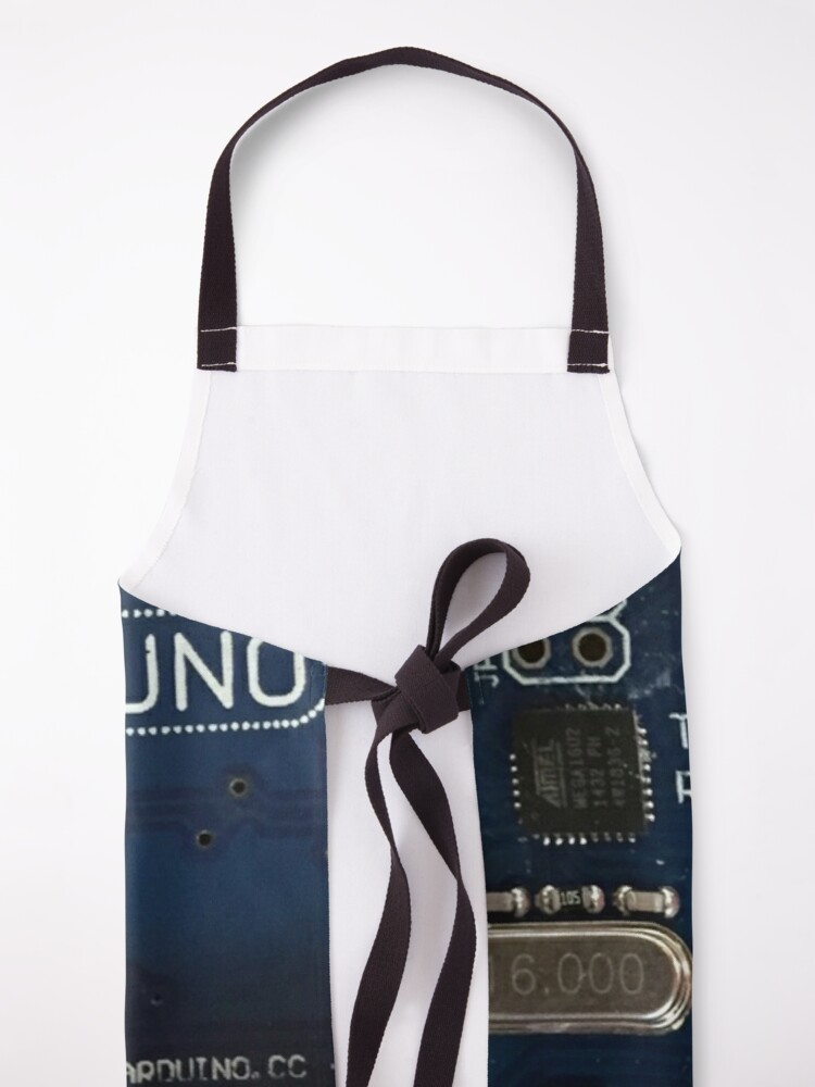 Alternate view of Get Your Arduino Geek On! Apron