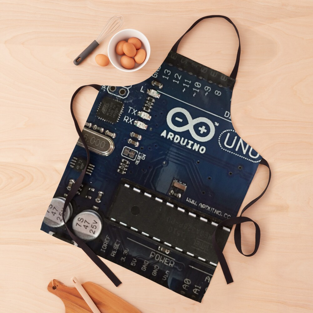 Get Your Arduino Geek On! Apron