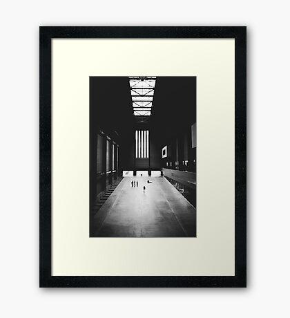 Tate Modern Framed Print