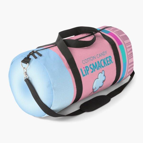 Cotton Candy Lip Smacker  Duffle Bag